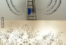 Picturi pe pereti