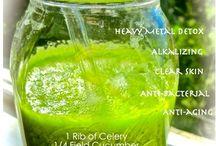 Raw juices