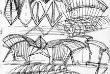 Sketches / Da uno scarabocchio nasce un'opera d'arte