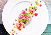 Plated Food Art