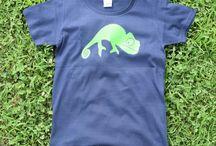 Tシャツ / 動物柄のかわいいTシャツ