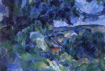 Paul Cezanne / Art