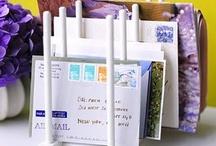Mail organizer / by Beth Allen