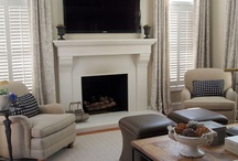 Living Room / Beautiful and bright living room style