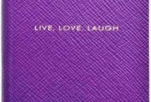 All about Purple / by Frannie Brandow