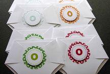 Creative homemade cards