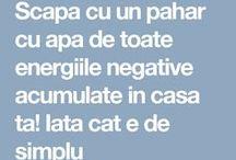 energiile negative -  ideii