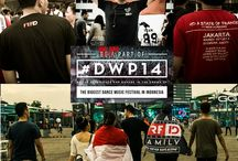 DWP14 / Djakarta Warehouse Project 2014 Biggest Dance Festival in Indonesia