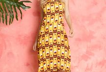 Island collection dresses