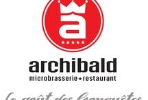 La microbrasserie en 2014 / Événement à la microbrasserie Archibald.