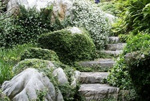 stonestairs / bilding from stones