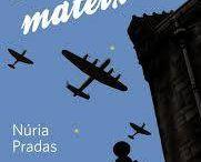 Núria Pradas / Seguidora de la Núria Pradas, aquí penjaré les lectures que m'agraden d'aquesta autora, notícies, comentaris a les seves obres, etc.