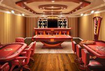 Game Room Furniture / Custom Pool Tables, Poker Tables, Craps Tables, Roulette Tables, Blackjack Tables, Bars