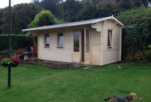 The Woodland Cabin / The new home for Hope & Chances Creativity