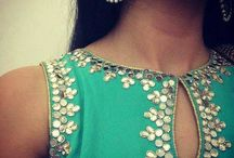 neck line designs