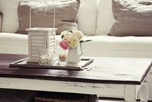 Coffee tables decor