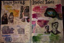 L3ART - Artistic Brain Storms