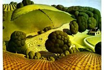 Grant Wood / by Dennis West