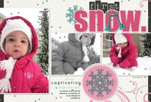 Scrapbook - Winter / by Denise Gus