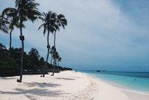 Jacob Wrega / Curedu island maldives