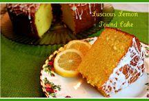 Southern Pound Cakes!