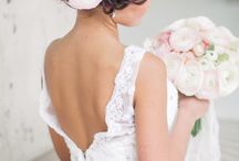 Bridal hair / Bridal hair I love