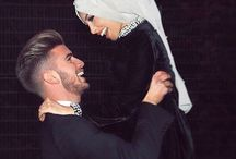 Muslim couple beautiful pictures