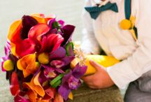 Wedding Flowers and Colors
