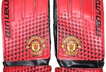 Manchester United Gloves Knitted & GK / Official Manchester United Gloves Knitted & GK