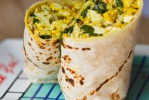 Savoury Brekkie / savoury breakfast recipe ideas