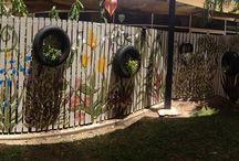 Sensory-interactive fence