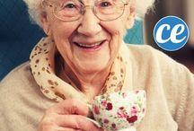 Remèdes de Grand-Mère / Nous sélectionnons les meilleurs remèdes de grand-mère et les plus efficaces :-)