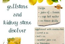 food good w/gallstones / by Lisa Sanquenetti
