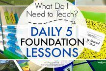 daily 5 ideas