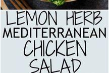 Salatoppskrifter