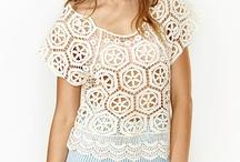 crochets e bordados