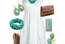 My pretend closet & accessories