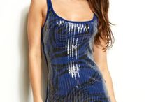 Sequined Tank Tops