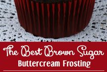 recipes - frosting