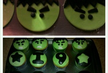 Hulk Party Ideas / Party Decor
