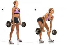 Health & Fitness / workout to stay toned and fit / by Cheryl Yacovoni