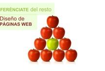 Desarrollo de Páginas Web / Desarrollamos páginas web corporativas con un diseño atractivo, funcionales y posicionadas para buscadores a precio LOW COST