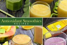 Antioxidant Recipes, Veg