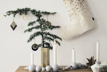Xmas Decor / Festive and seasonal #decor for #Christmas #Xmas #Chanukkah
