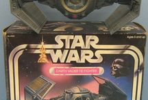 Star Wars Collectibles / Figures - Films - VHS DVD's - Posters - Toys