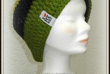 RIKITTYN' bonnets et bandeaux tricotés