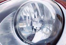 Even headlights can be works of art. #MINI #headlight - photo from miniusa