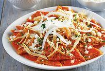 Las 10 mejores comidas mexicanas.