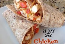 21 Day Recipes