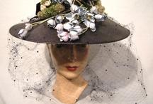 1930-1940 Hats, sombreros / by Lourdes Pérez Martinez